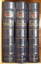 3x Deutsche Post Set Raccoglitore ad anelli+Custodia neoprene/Cassetta Distanza