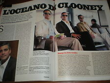 L'Espresso.George Clooney,Ferzan Ozpetek,Juan Diego Florez,iii