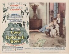 Love in a Goldfish Bowl 11x14 Lobby Card #8