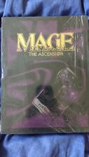 Mage: The Ascension - Limited Edition Collector's Slipcase Edition - Brand New
