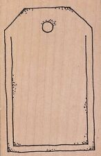 """cutting board peddlers pack  Wood Mounted Rubber Stamp 2 x 3""""  Free Shipping"""