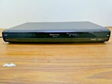 PANASONIC DMR-EX773 DVD RECORDER FREEVIEW+ 160GB HDD Tested & Working.