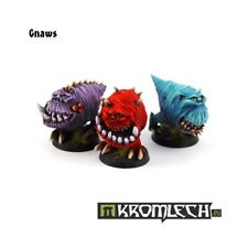 Kromlech Orc Gnaws A resin new
