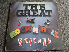 Sex Pistols-The Great Rock n Roll Swindle LP-2 LPs-1979 UK-Punk-VD 2510