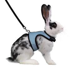 Hamster Rabbit Pet Harness With Lead Set Ferret Guinea Pig Walk Lead Leash Pets*