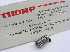Vintage THORP Dirt Burners 4521 Extra Long 10T Pinion Blackfoot Monster Beetle !