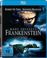 < Blu-ray * MARY SHELLEY'S FRANKENSTEIN - Robert De Niro # NEU OVP