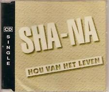 SHA-NA - hou van het leven CDM!! 2TR eurodance 1993