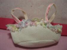 VTG 1998 BARBIE COOL BabySITTER Skipper Krissy baby doll carrier bassinet bag