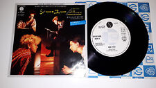 """DEPECHE MODE See you / The meaning of love 7"""" Single Japan Promo Sample P-1725"""