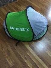 Infant Play/nap Tent with mesh