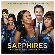 The Sapphires [Original Motion Picture Soundtrack] by Jessica Mauboy (CD, Jul-2012, Sony Music)