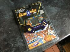 Vintage new NBA Hang Time electronic handheld game by Tiger games