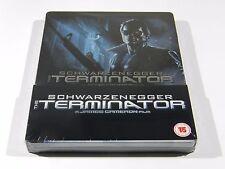 The Terminator Blu-ray Steelbook [UK] OOS/OOP ULTRA RARE