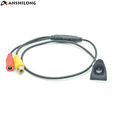 Car Front View Camera Logo Embedded Wide Angle HD CCD for Toyota