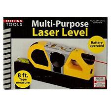 Multi Purpose Laser Level with Suction Mount GW323 Measure Tool Aligner Ruler