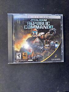 Star Wars: Republic Commando (PC, 2005) Fast Shipping