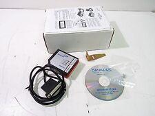 DATALOGIC DS2100A-1214 LASER BARCODE SCANNER 10-30VDC 4W ***NIB***