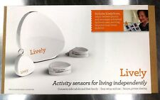 NEW Lively Sensor System Elderly Care Monitor --=-- Discontinued Service History