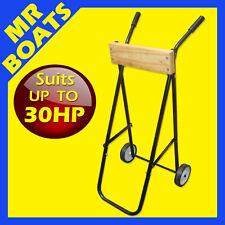 OUTBOARD Motor Trolley Storage Stand Wheel Boat Engine Carrier Bracket 50kg