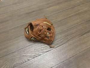 "Wilson A2000 DP15 11.5"" I Web Baseball Glove Brown"