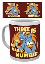 Angry Birds - Magic Number Ceramic Mug Tasse GB EYE