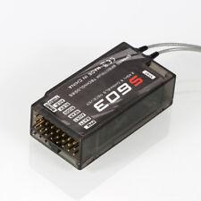 2tlg Empfänger DSMX und DSM2 Spektrum Kompatibel S603 Receiver 6 Kanäle 2.4GHz