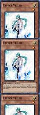 Effect Veiler Super ORCS-ENSE1 pack mint Playset x3 limited edition Yugioh