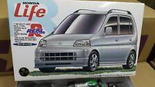 Aoshima 1/32 Honda Life 4WD Motorizada Plástico Modelo Kit de coche, no Control Remoto