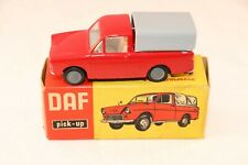 Lion Car Daf Variomatic Pick up 1e type very near mint in box Scarce model