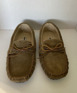 Minnetonka Slippers Mens Size 10 419177-5
