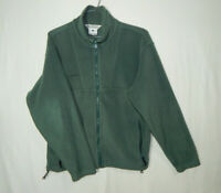 Columbia Sportswear Full Zip Fleece Jacket Size LARGE Mens Clothing