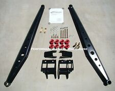 """PRO COMP PLATE TYPE 50"""" LATERAL TRACTION BARS 2011-18 GM 2500HD 3500HD"""