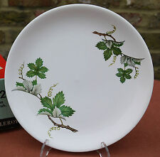 "Villeroy & Boch  ""Grape Leaf and Branch""  7.5"" Plate"