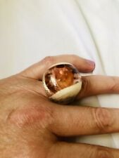 Browns Fashion Statement Shell Ring N