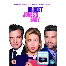 Bridget Jones's Baby DVD Digital Download 2016 Region 2 Europe