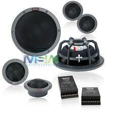 "DYNAUDIO ESOTEC SYSTEM 362 8"" 3-Way CAR AUDIO COMPONENT SPEAKER SET SYSTEM362"
