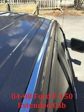 For 2004-2008 FORD F-150 CHROME ROOF TOP TRIM MOLDING KIT