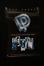 "Deep Purple ""Perfect Strangers"" Promo Poster 24 x 36"