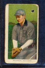 "1909-11 T206: John Anderson ""Providence"" Piedmont 350 PR"