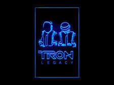 Y193B Tron Legacy Daft Punk For Live Music Display Light Sign