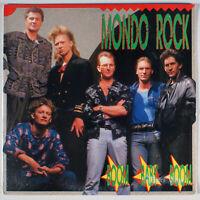 Mondo Rock - Boom Baby Boom (1987) [SEALED] Vinyl LP • Primitive Love Rites