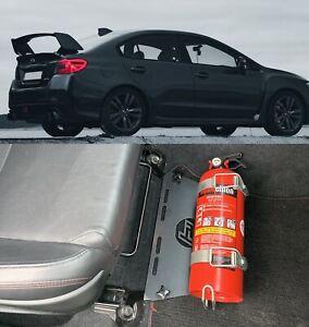 Subaru WRX STi VA fire extinguisher bracket