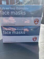 Facemask x 100 free P&P