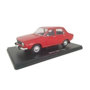 Communist Car Collection- Dacia 1300 1970, Hachette Diecast, New