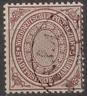 Altdeutschland > Norddeutscher Postbezirk 1868, Freimarke Mi. # 12, Einzelmarke