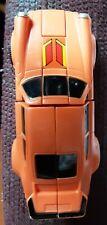 Porsche 911 Turbo 930 Orange GoBots Car Transformers G1 1984 Bandai Japan