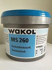 Wakol MS 260 á 18 kg, Parkettkleber, Parkettklebstoff festelastisch
