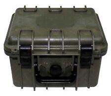 Box Dose Kunststoff Transportbox sehr stabil wasserdicht mit Clip 13,5x8x3,7 NEU