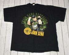 WWE John Cena Chain Gang Battalion Graphic T Shirt Size XXL
